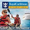 Royal Caribbean Button